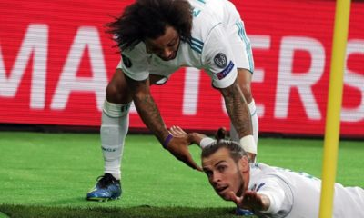 Marcelo Bale Real Madrid